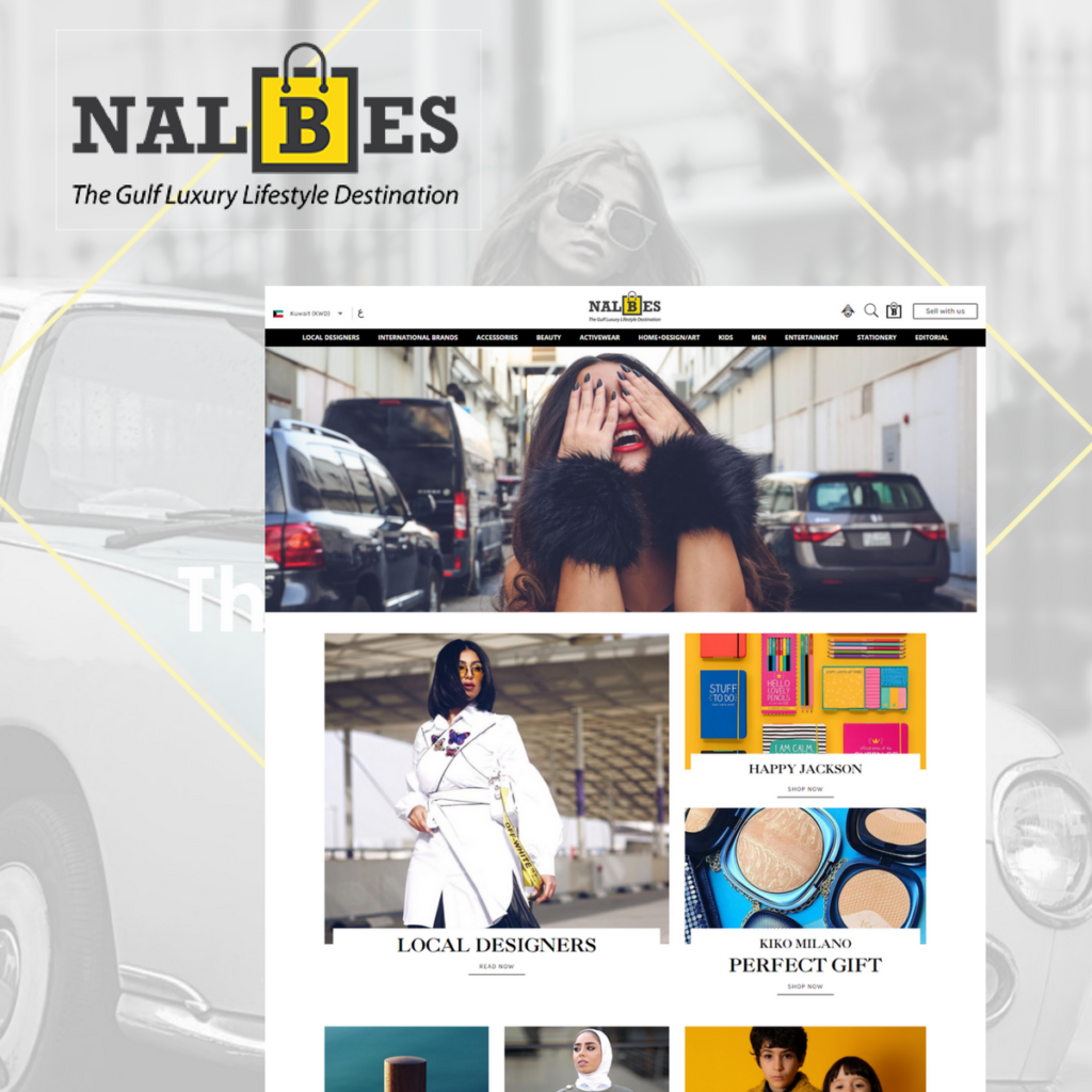 Nalbes- Online Fashion Shopping Site